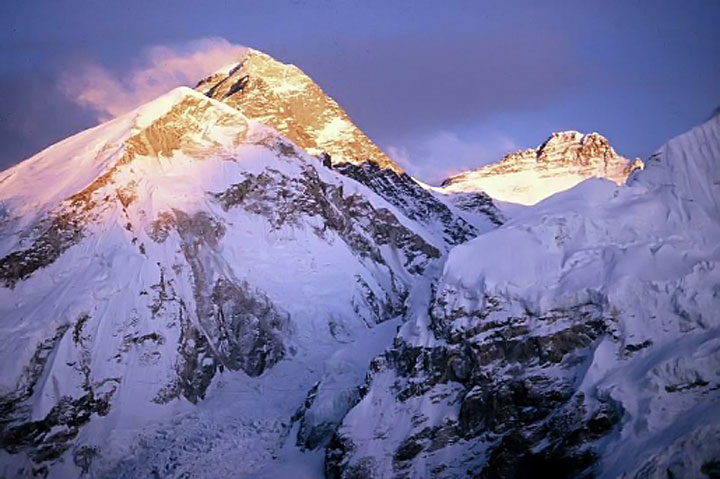 Monte Everest, Himalaya