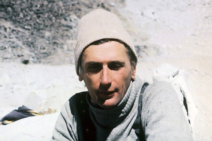 Primera ascensión invernal polaca al Monte Everest, 1980