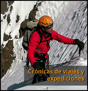 Seccion Relatos de Viajes y Expediciones