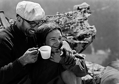 Murió el legendario escalador Royal Robbins