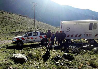 Ya van 2 accidentes mortales en la temporada en Vallecitos